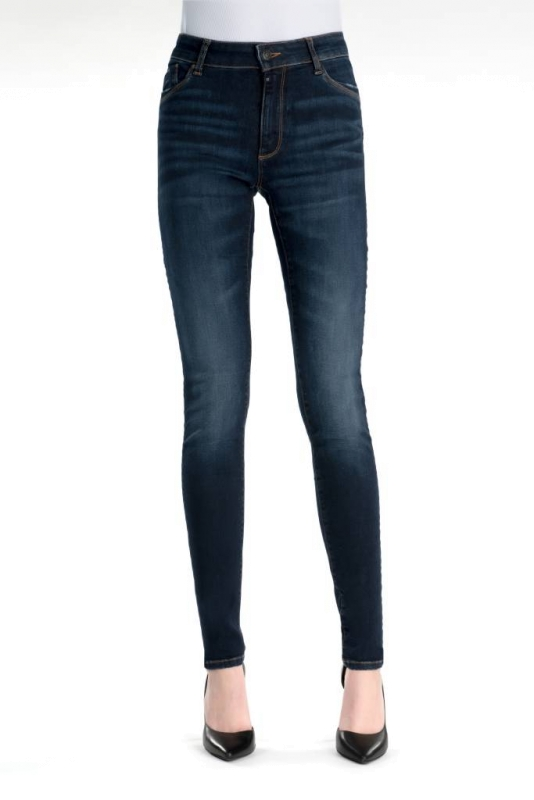 "CUP OF JOE Damen Jeans - ""Emily Denim dark blue"""