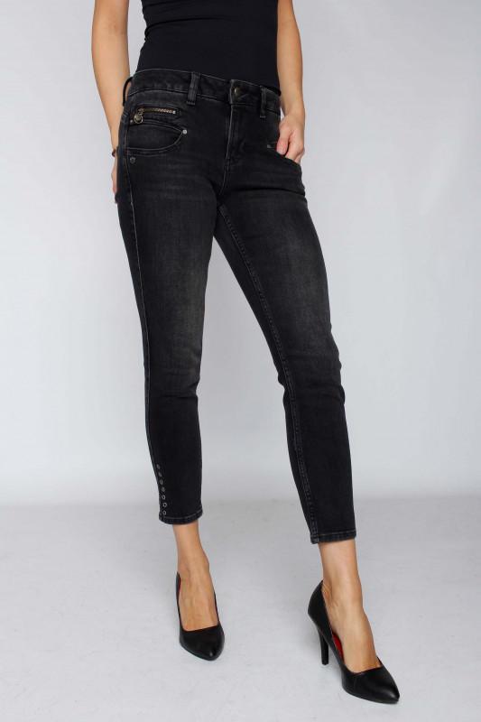"""FREEMAN T. PORTER Damen Jeans - """"Alexa High Waist Cropped fab"""""""