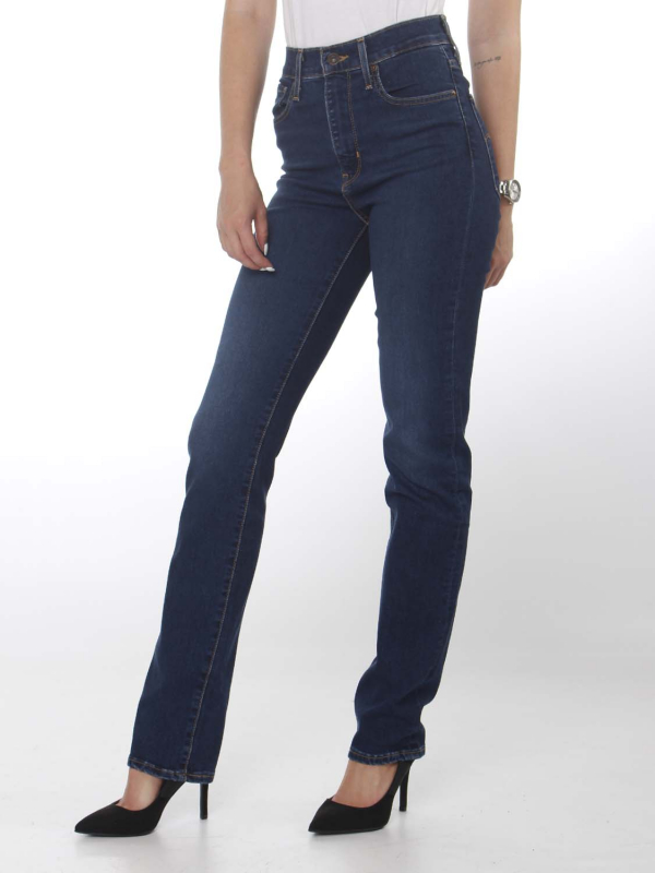 "LEVI'S Damen Jeans - ""724 High rise straight london"""