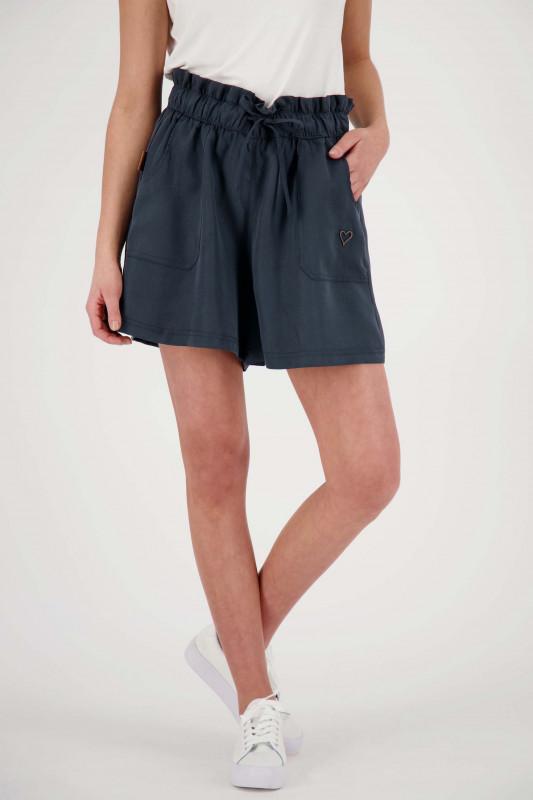 """ALIFE AND KICKIN Damen Shorts - """"BeccaAK Shorts marine"""""""