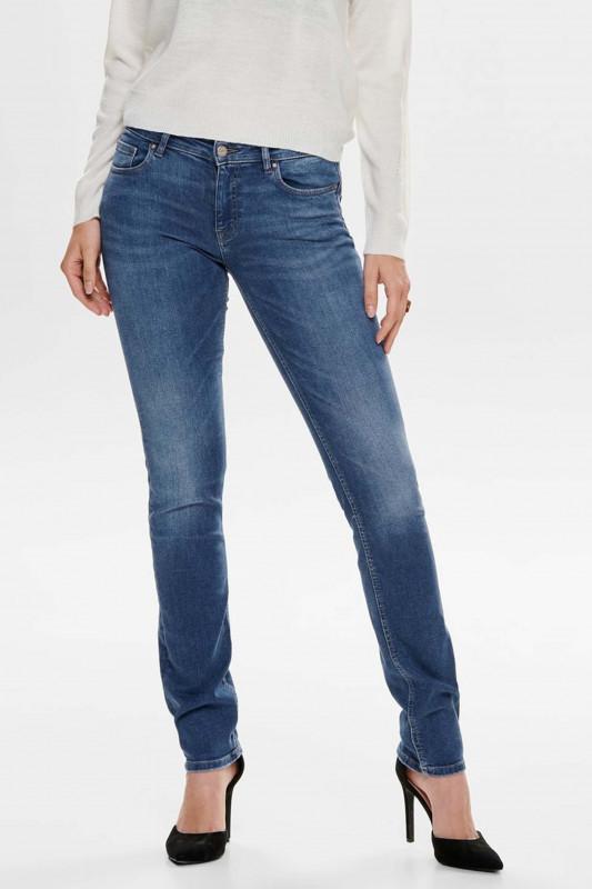 "ONLY Damen Jeans - ""EVA slim life bb SOO732AB medb"""