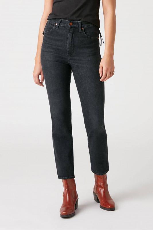 "WRANGLER Damen Jeans - ""Wild West Jeans in Night Fever"""