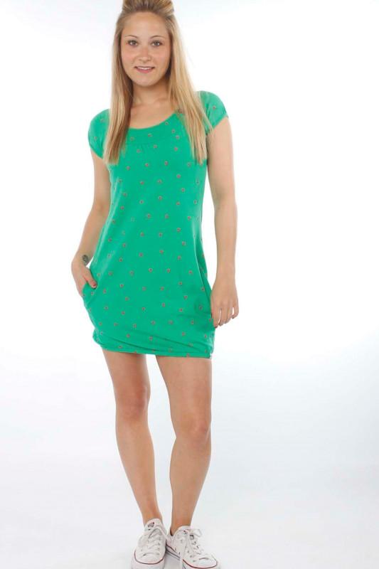 """STRANGE Damen Kleid - """"SINDY green / melons"""""""
