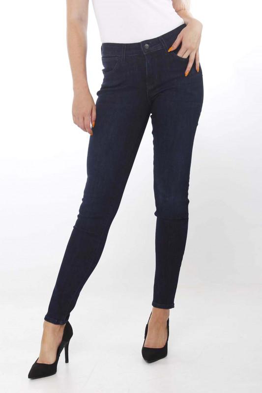 """WRANGLER Damen Jeans - """"Skinny tainted blue"""""""