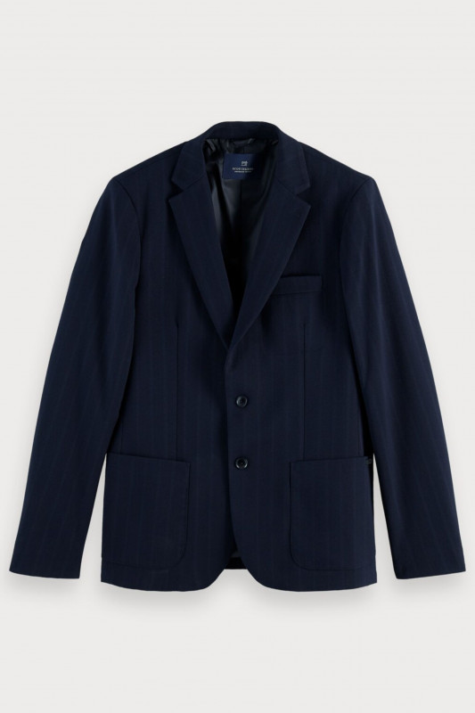 "SCOTCH & SODA Herren Blazer - ""The Classic Suit Blazer navy"""