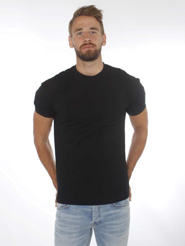 "DRYKORN Herren T-Shirt - ""THILO black"""