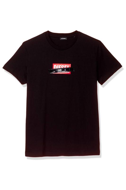 """Diesel Herren T-Shirt - """"T-Diego S7 0BASU"""""""