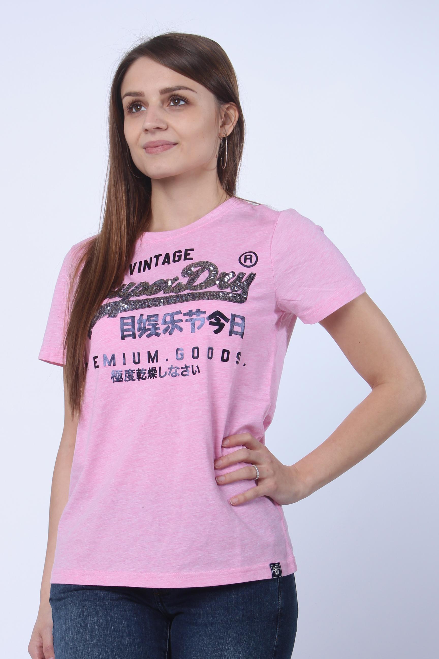 the best attitude 887de 5da06 SUPERDRY Damen T-Shirt -