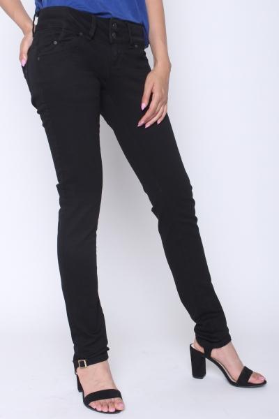 "LTB Damen Jeans - ""Molly Denim Black To Black Wash"""