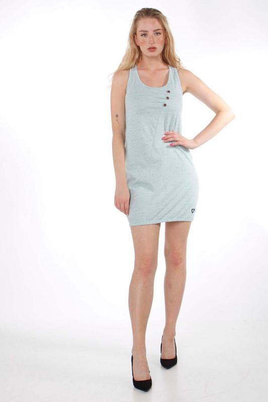 "ALIFE AND KICKIN Damen Kleid - ""CAMERON Dress ice"""