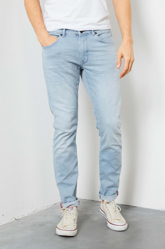 "PETROL Herren Jeans - ""Seaham classic bleached"""