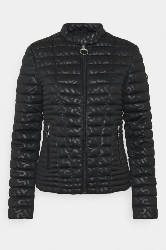 "GUESS Damen Winterjacke - ""Vona Jacket jet black"""