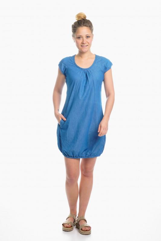 """STRANGE Damen Kleid - """"SANDY light blue"""""""