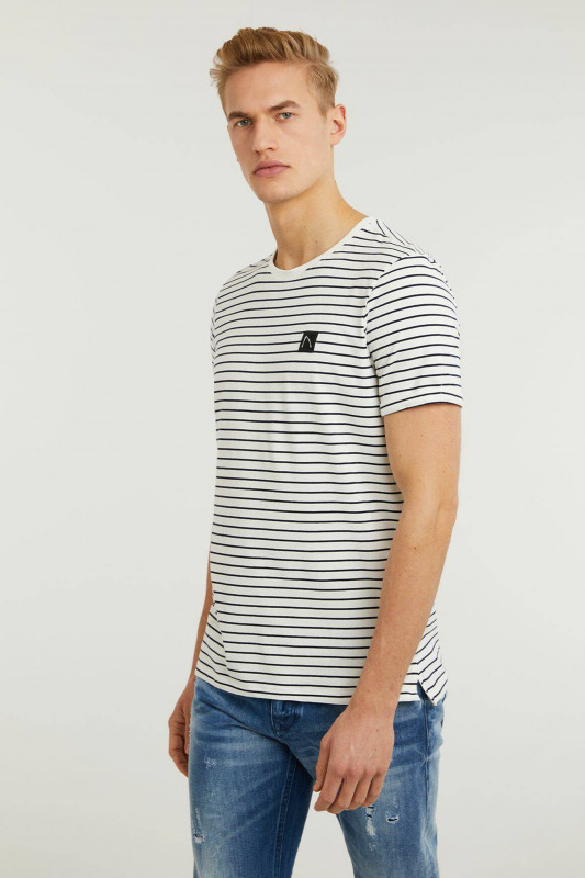 """CHASIN Herren T-Shirt - """"Shore Shirt navy"""""""