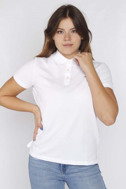 "TOMMY HILFIGER Damen T-Shirt - ""Slim Polo YBR"""