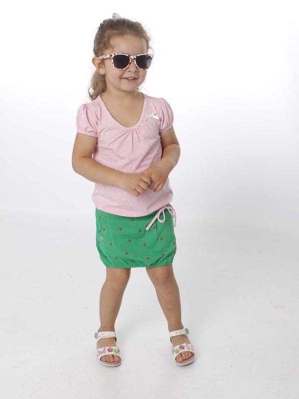 """STRANGE Kinder Rock - """"Kids MELLI green / melons"""""""