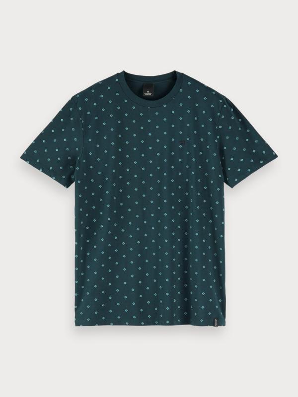 "Scotch & Soda Herren T-Shirt - ""Classic cotton crewneck tee"""