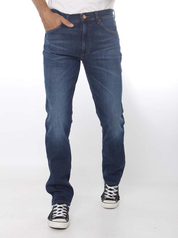 """Wrangler Herren Jeans """"Greensboro for real Denim"""""""
