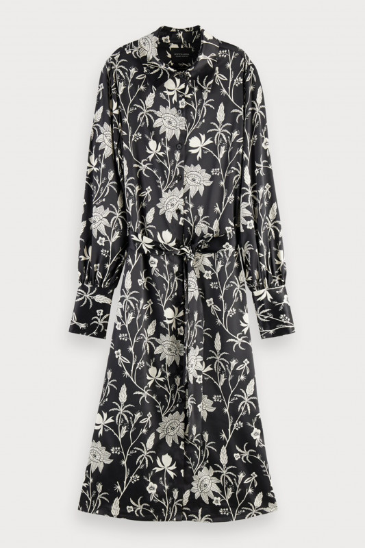 "SCOTCH & SODA Damen Kleid ""Shirt Dress Combo B"""