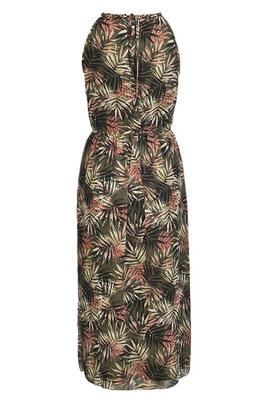 """APRICOT Damen Kleid - """"Tropical khaki"""""""