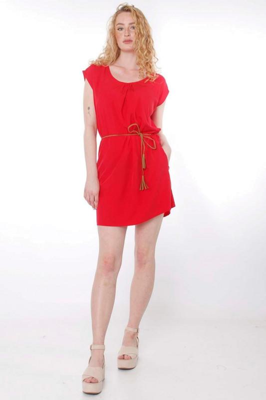 """STRANGE Damen Kleid - """"ANNALENA red"""""""