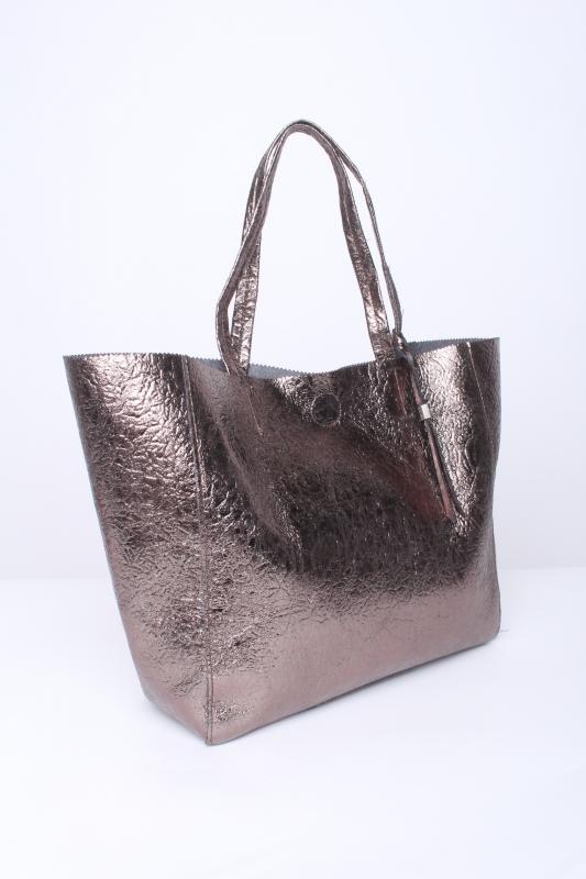 "SURI FREY Damen Handtasche - ""Marny Cityshopper bronze"""