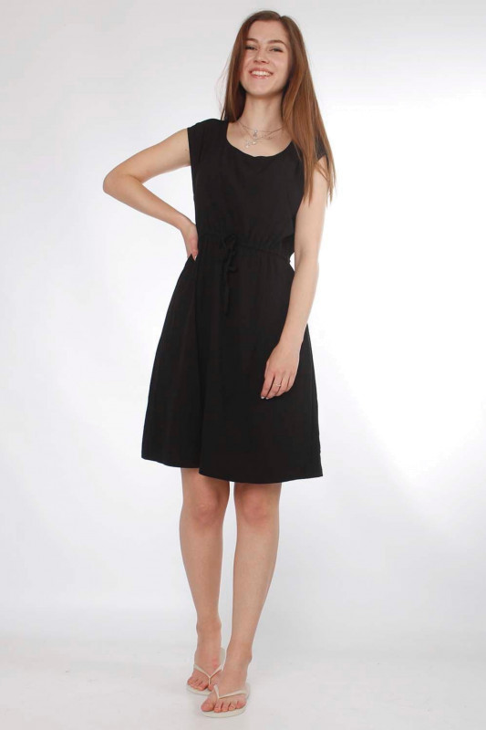 "Strange Damen Kleid - ""Ulrike black"""