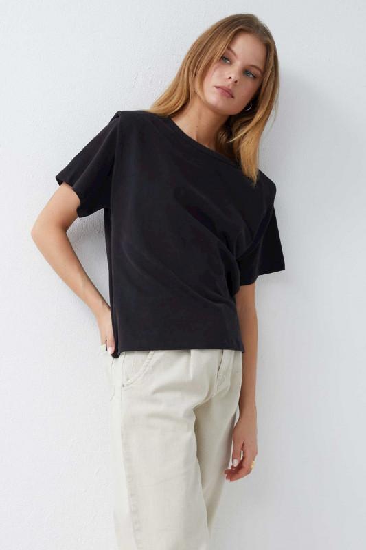 """CATWALK JUNKIE Damen T-Shirt - """"TS Sofia black"""""""