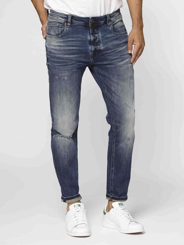 """Circle of Trust Herren Jeans - """"Jimmy framed blue"""""""