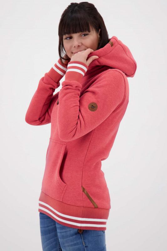 """ALIFE & KICKIN Damen Sweatshirt - """"SarahAK C Sweat cranberry"""""""