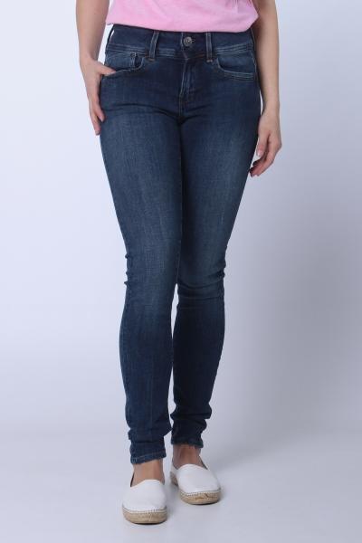 """G-STAR RAW Damen Jeans - """"Lynn Mid Skinny Trender Ult. Stretch dk aged"""""""