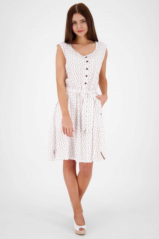 "ALIFE AND KICKIN Damen Kleid - ""ScarlettAK Dress cloudy"""