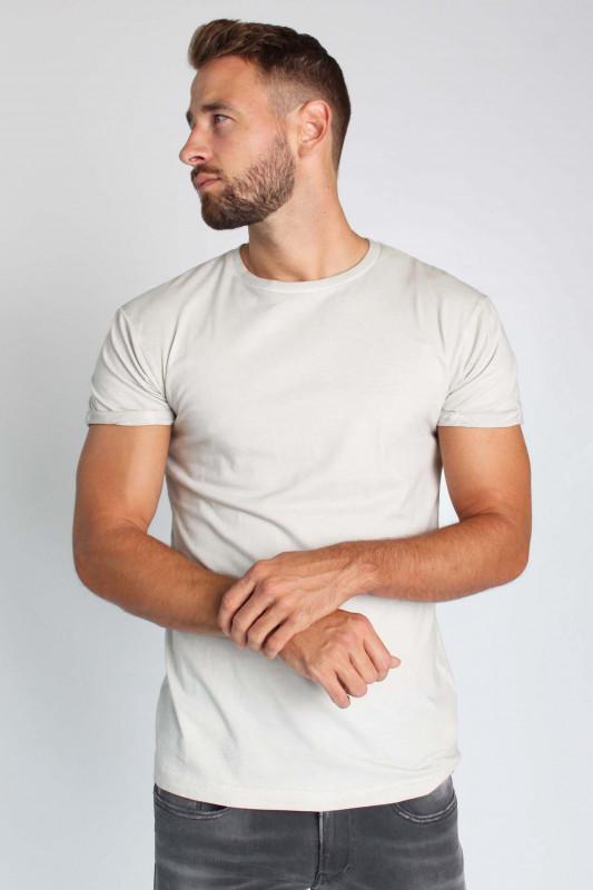 "TIGHA Herren T-Shirt - ""Zander Shirt vintage porcelain"""
