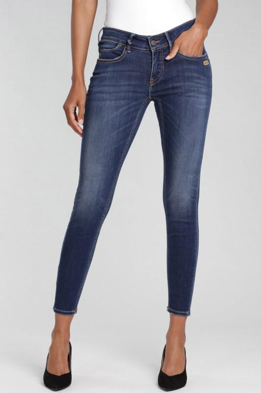 "GANG Damen Jeans - ""Miss Faye soft 11 dnm simple classic"""