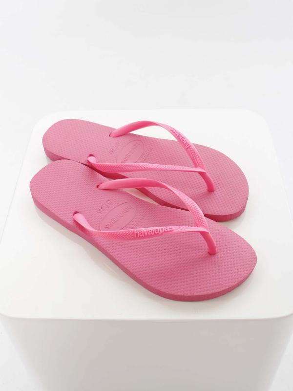"Havaianas Damen Flip-Flops - ""Hav. Slim shocking pink"""