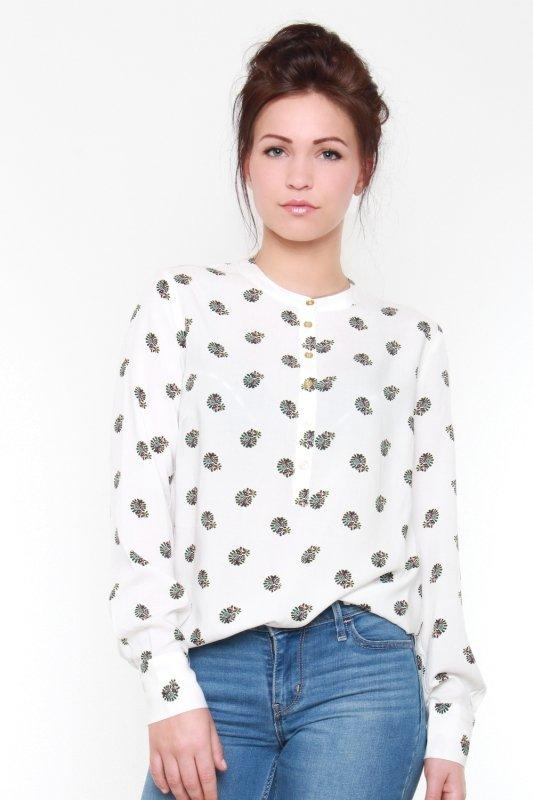 """RUE DE FEMME Damen Bluse - """"Dot Shirt col. 2"""""""