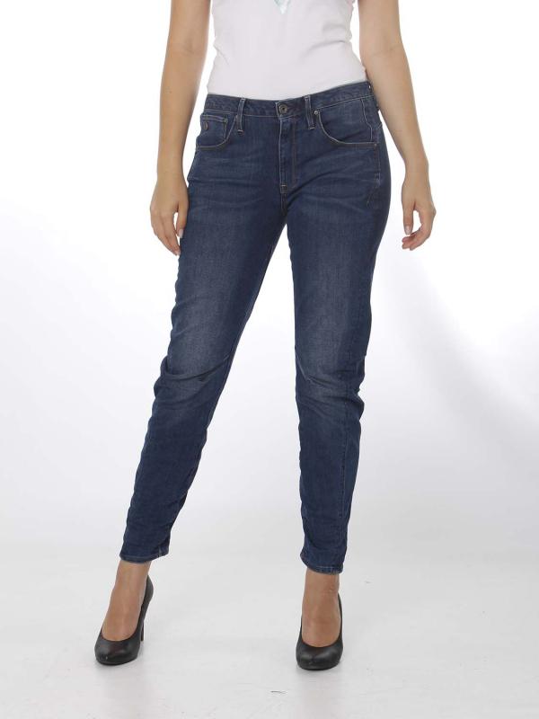 "G-Star Raw Damen Jeans - ""Arc 3d low boy neutro medium a"""