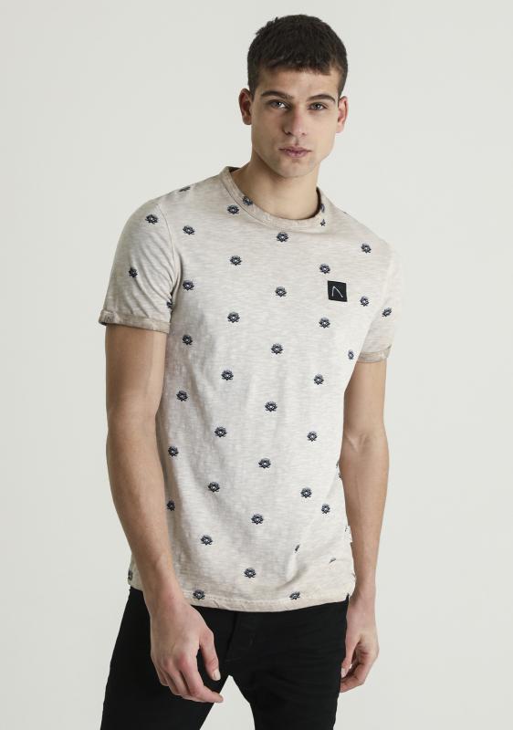 "Chasin Herren T-Shirt - ""Baruch Shirt beige"""