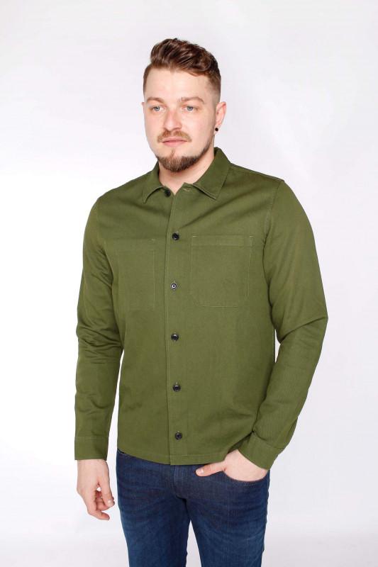 """SAMSØE & SAMSØE Herren Hemd """"Ruffo JC Shirt col.11382"""""""