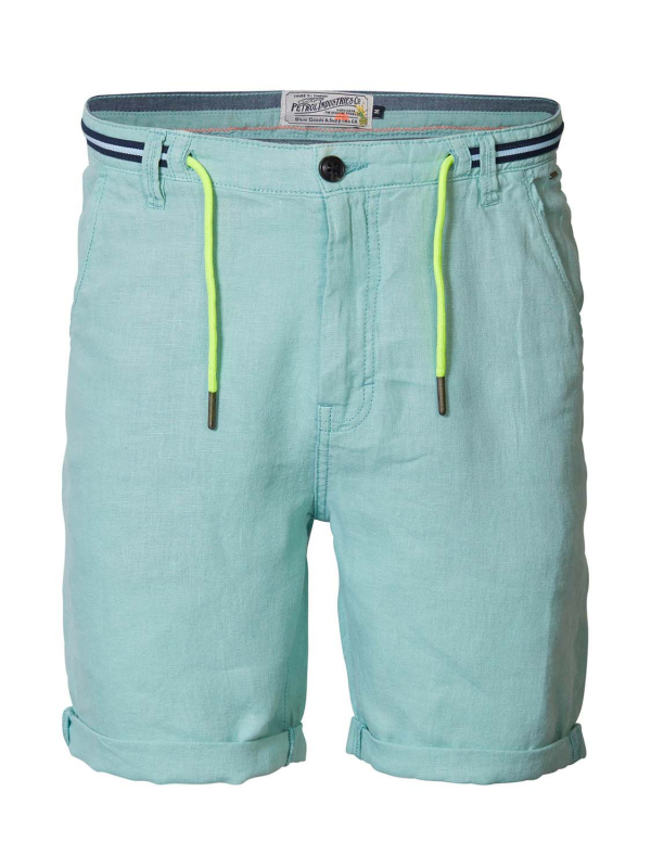 "PETROL Herren Shorts - ""Short chino sea foam"""