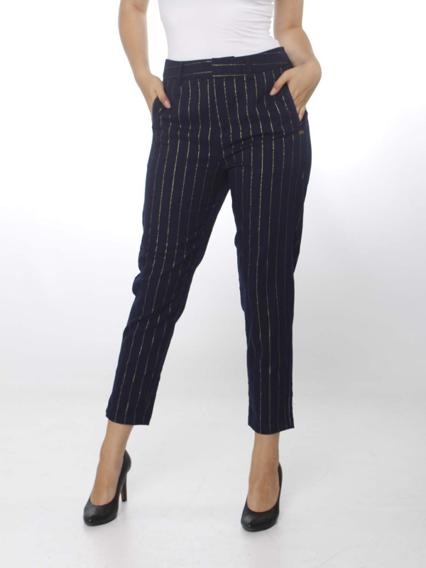 "SCOTCH & SODA Damen Hose - ""High waisted Pants in special"""
