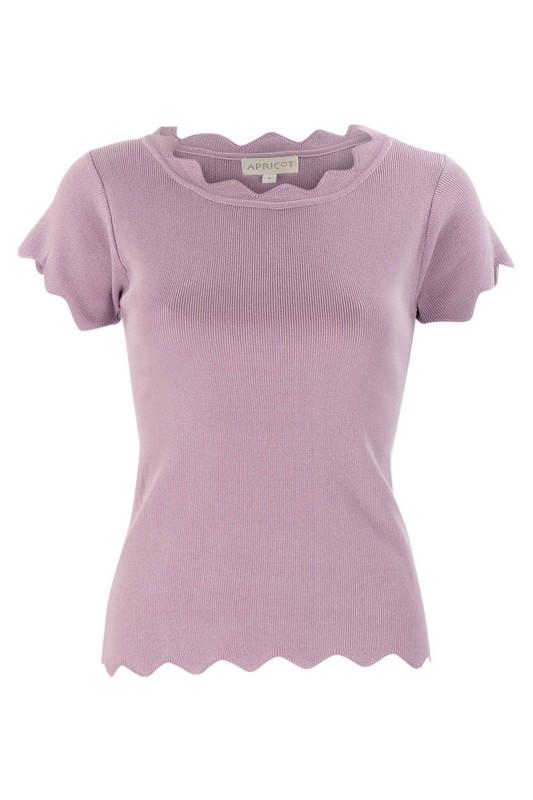 "APRICOT Damen T-Shirt - ""ZIGZAG"""