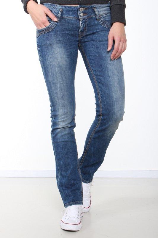"LTB Damen Jeans - ""Jonquil Denim fabiola wash"""