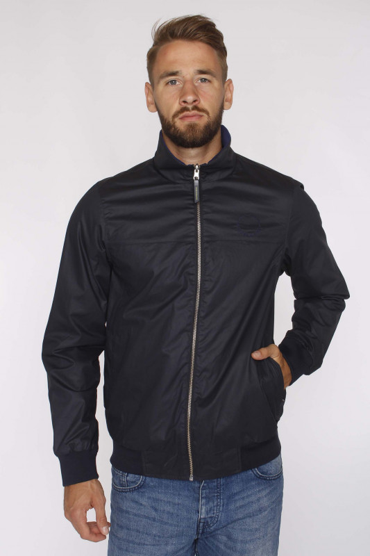 "SCOTCH & SODA Herren Jacke - ""Revers sporty harrington jacket"""