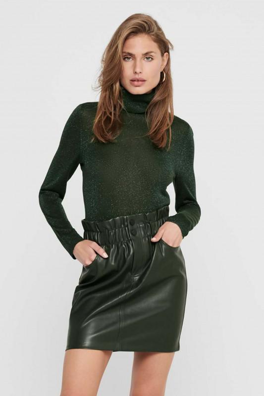 """ONLY Damen Pullover - """"Megan L/S Rollneck knt rosin"""""""