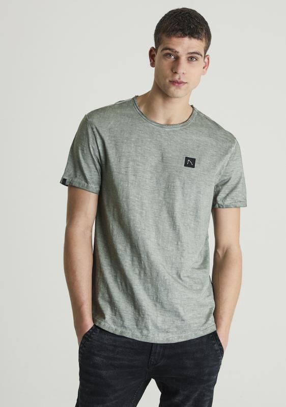 """Chasin Herren T-Shirt - """"Deanfield shirt green"""""""