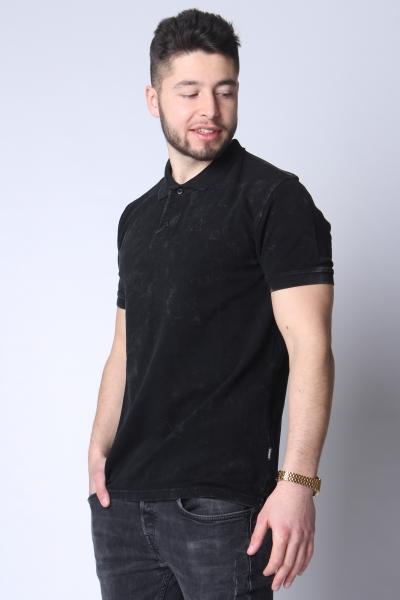 "CHASIN' Herren Poloshirt - ""Landor black"""