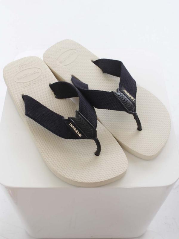"Havaianas Herren Flip-Flops - ""Urban Basic beige/black"""