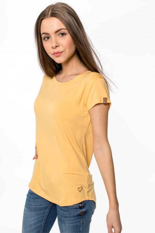 "ALIFE AND KICKIN Damen T-Shirt - ""MIMMY amber"""