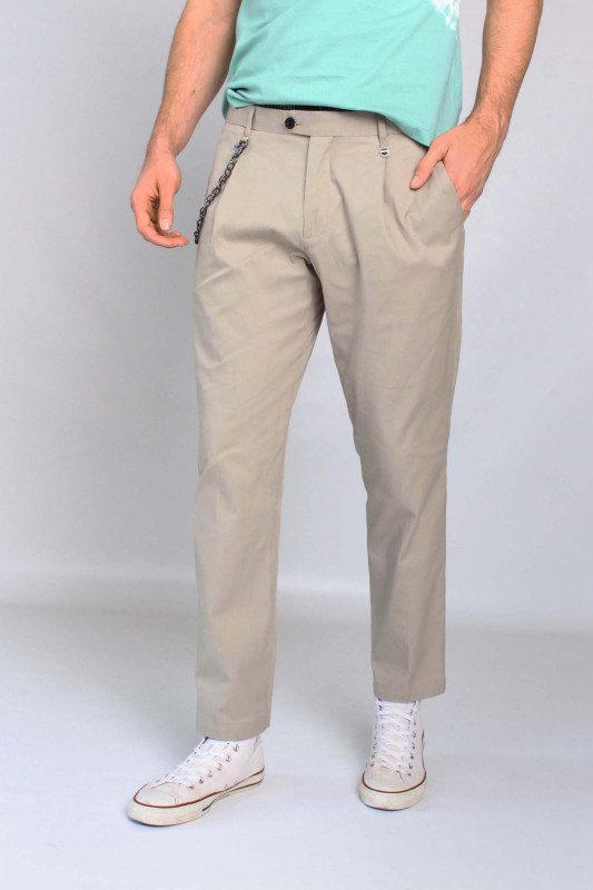 "ANTONY MORATO Herren Hose - ""Trousers FA800142 beige"""